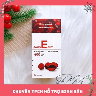 E đỏ – Thực phẩm bảo vệ sức khỏe