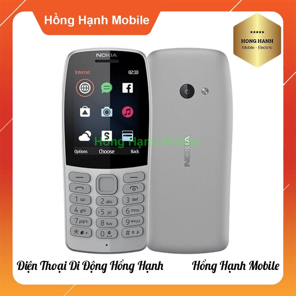 Điện Thoại Nokia 210 2 Sim - Hàng Chính Hãng - Hồng Hạnh Mobile
