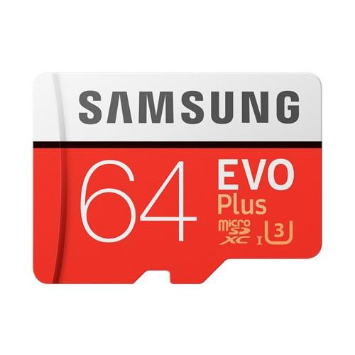 Thẻ nhớ Samsung MicroSD Evo Plus 32GB giá rẻ - Bảo hành 5 năm