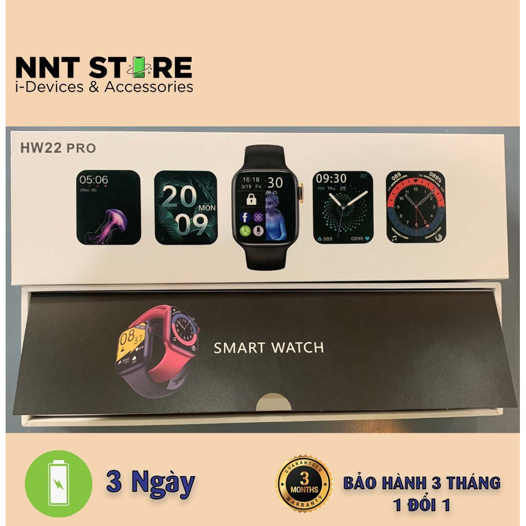 Đồng hồ thông minh HW 22 Pro || Hw22 Pro Smart Watch