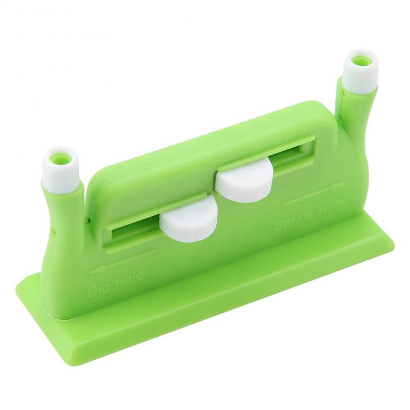 Meihe 1Pcs Useful Hand Threader Double Threader Insertion Tool Applicator for Machine Sewing Tools