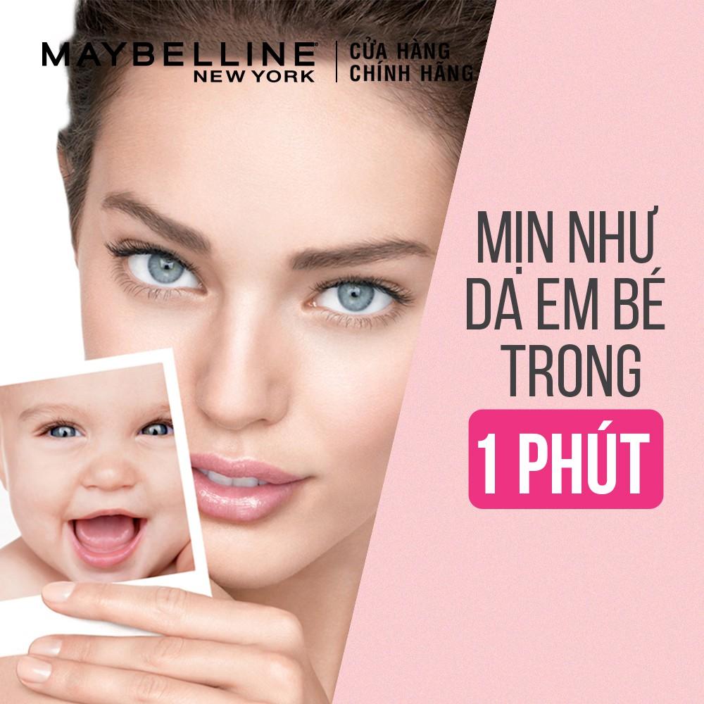 [Mã FMCGMALL - 8% đơn 250K] Kem lót mịn da che khuyết điểm Maybelline New York Baby Skin Pore Eraser Primer 22ml