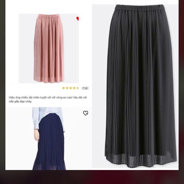 Chân váy uniqlo Nhật chính hãng sale - 2626772 , 1159544851 , 322_1159544851 , 410000 , Chan-vay-uniqlo-Nhat-chinh-hang-sale-322_1159544851 , shopee.vn , Chân váy uniqlo Nhật chính hãng sale