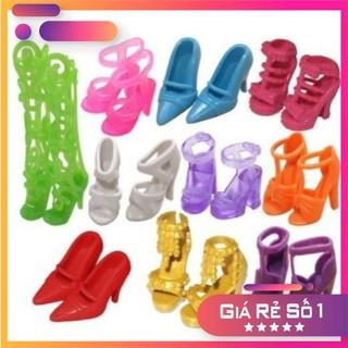 Sỉ vỉ giầy búp bê cao cấp (20-30 túi)