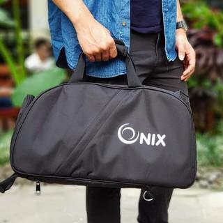Onix Túi Đựng Đồ Tập Thể Thao Tiện Lợi Cho Nam Nữ Đen