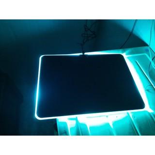 Lót chuột Led , Bàn di chuột LED cứng RGB thumbnail