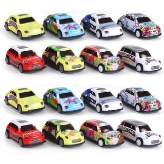 Đồ chơi xe ô tô mô hình hiệu Híp s Toys, Model 2018-43A bằng hợp kim 4
