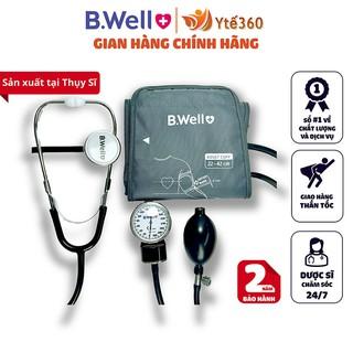 Máy đo huyết áp Cơ B Well MED 62 | Sản Xuất Tại Thụy Sĩ | Bảo Hành 2 năm
