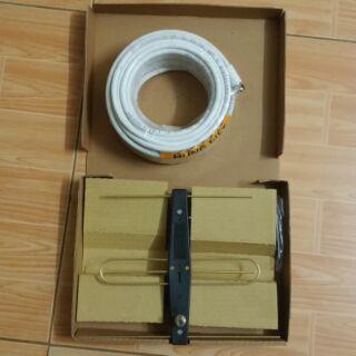 Bộ combo anten outdoor AT789 và dây dài 15m
