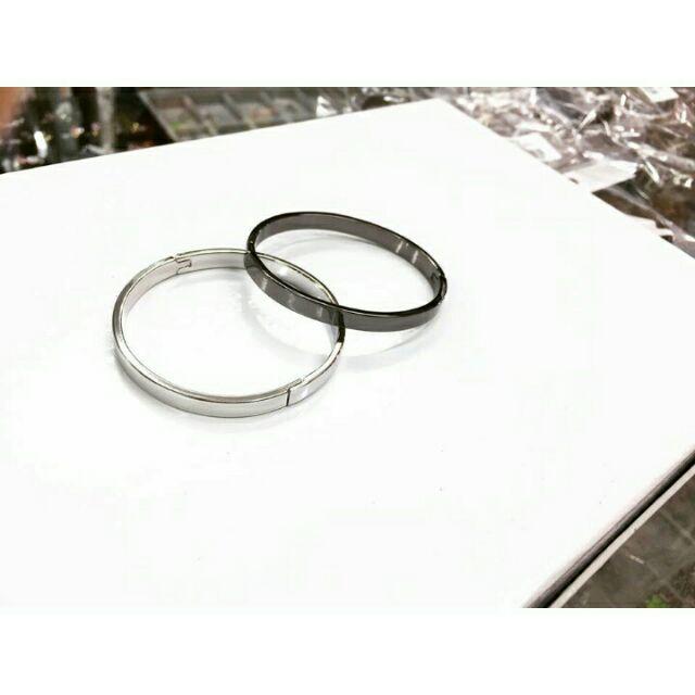 Vòng tay bassic trơn màu/ vòng tay đẹp/ vòng tay unisex