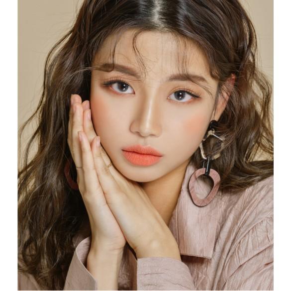 [Top bán chạy] Lens Mắt Hàn Quốc 1 Tháng Màu Xám My Ann Fine Gray, Kính áp tròng dành cho...