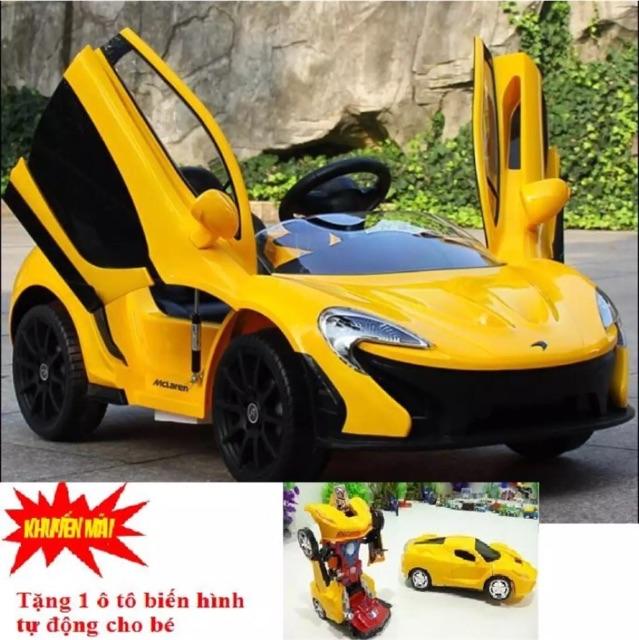Xe ô tô điện trẻ em R-672