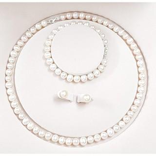 Bộ trang sức Ngọc trai thiên nhiên - ANCARAT