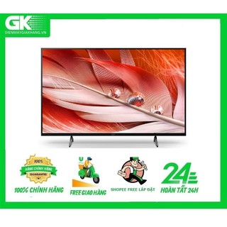 Android Tivi Sony 4K 55 inch XR-55X90J Mới 2021