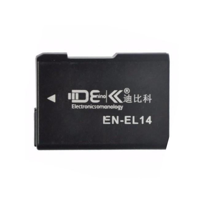 Pin DBK EN-EL14 dùng cho máy ảnh D3100, D3200, D5100, D5200, P7000, P7100 - 9948629 , 629652934 , 322_629652934 , 400000 , Pin-DBK-EN-EL14-dung-cho-may-anh-D3100-D3200-D5100-D5200-P7000-P7100-322_629652934 , shopee.vn , Pin DBK EN-EL14 dùng cho máy ảnh D3100, D3200, D5100, D5200, P7000, P7100