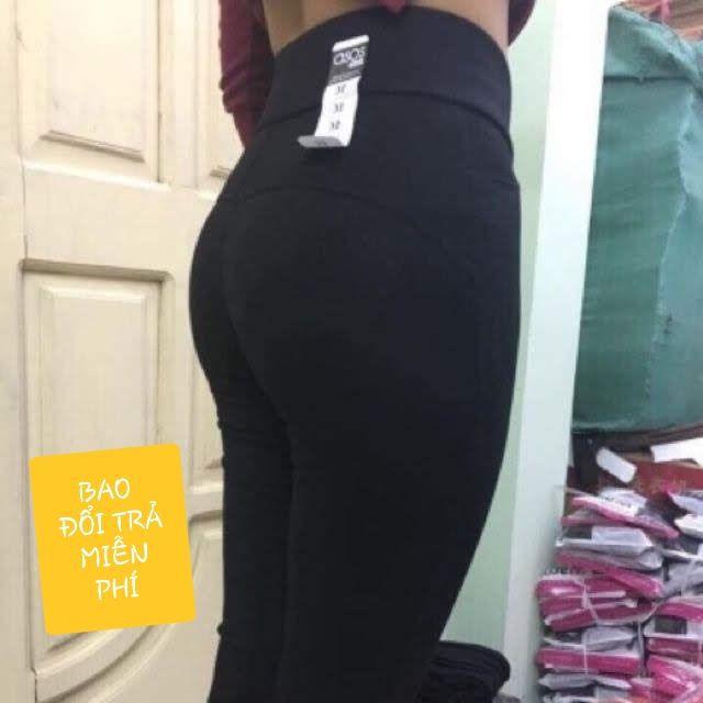 <ĐƯỢC ĐỔI TRẢ MIỄN PHÍ>Quần legging nâng mông, gen bụng cạp cao Assos