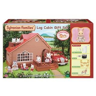 Nhà Sylvanian families Log Cabin Gift Set C