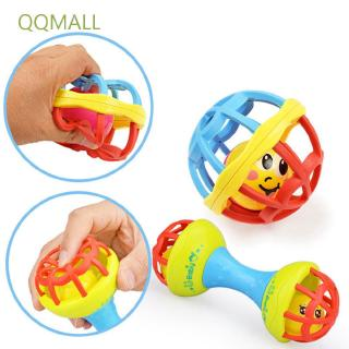QQMALL For 0-3 years Gums Teether Food Grade Toy Rattles Toy