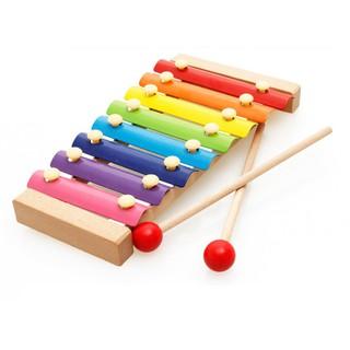 Đồ chơi đàn gỗ 8 thanh cho bé