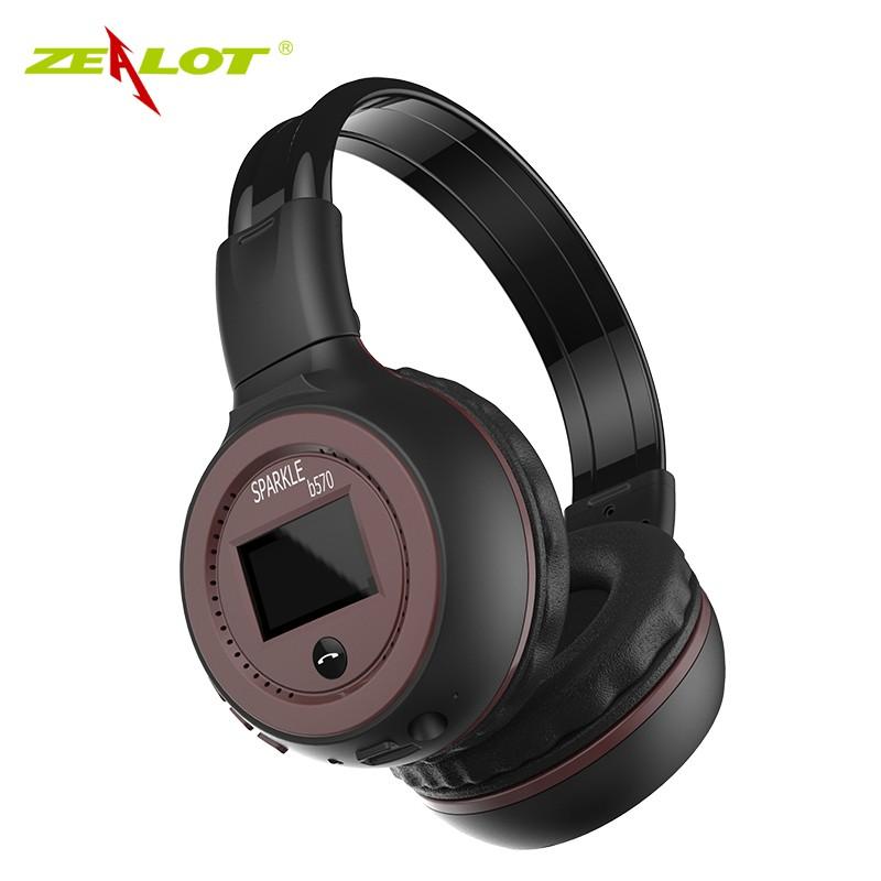 Tai nghe Bluetooth chụp tai Sparkle Zealot B570 cao cấp - Tai nghe không dây Zealot B570 - Headphone - 3463329 , 998445035 , 322_998445035 , 419000 , Tai-nghe-Bluetooth-chup-tai-Sparkle-Zealot-B570-cao-cap-Tai-nghe-khong-day-Zealot-B570-Headphone-322_998445035 , shopee.vn , Tai nghe Bluetooth chụp tai Sparkle Zealot B570 cao cấp - Tai nghe không dây Z