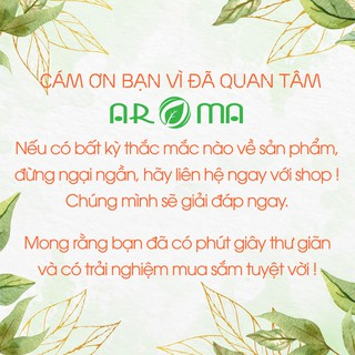 Tinh dầu Hương thảo Rosemary AROMA, tinh dầu thơm phòng, nguyên chất tự nhiên 6