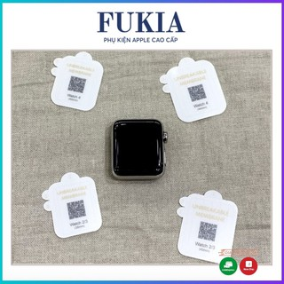 Dán ppf cao cấp mặt Apple Watch cho Apple Watch đồng Hồ Thông Minh iWatch 1/ 2/ 3/ 4/ 5/ 6/ SE Size 38mm 40mm 42mm 44mm