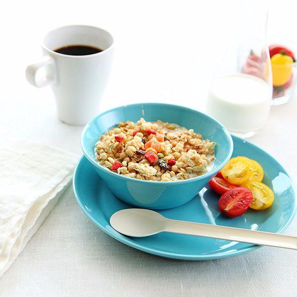 [Mã GRO2509 giảm 7% đơn 300K] Ngũ cốc Calbee Nhật Bản trái cây sấy 750g yến mạch, dâu, táo, đu đủ, hạt bí nho