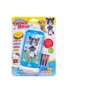 [FREESHIP] Điện thoại iphone 7 đồ chơi cảm ứng cho bé học tập SIÊU HOT