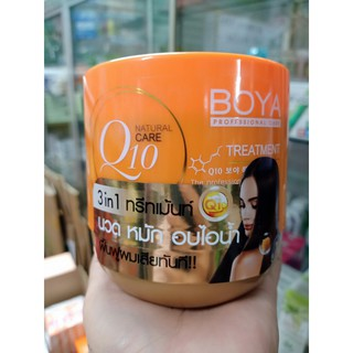 Dầu Ủ Tóc Q10 NATURANL CARE BOYA TREATMENT 500G ( THÁI LAN )