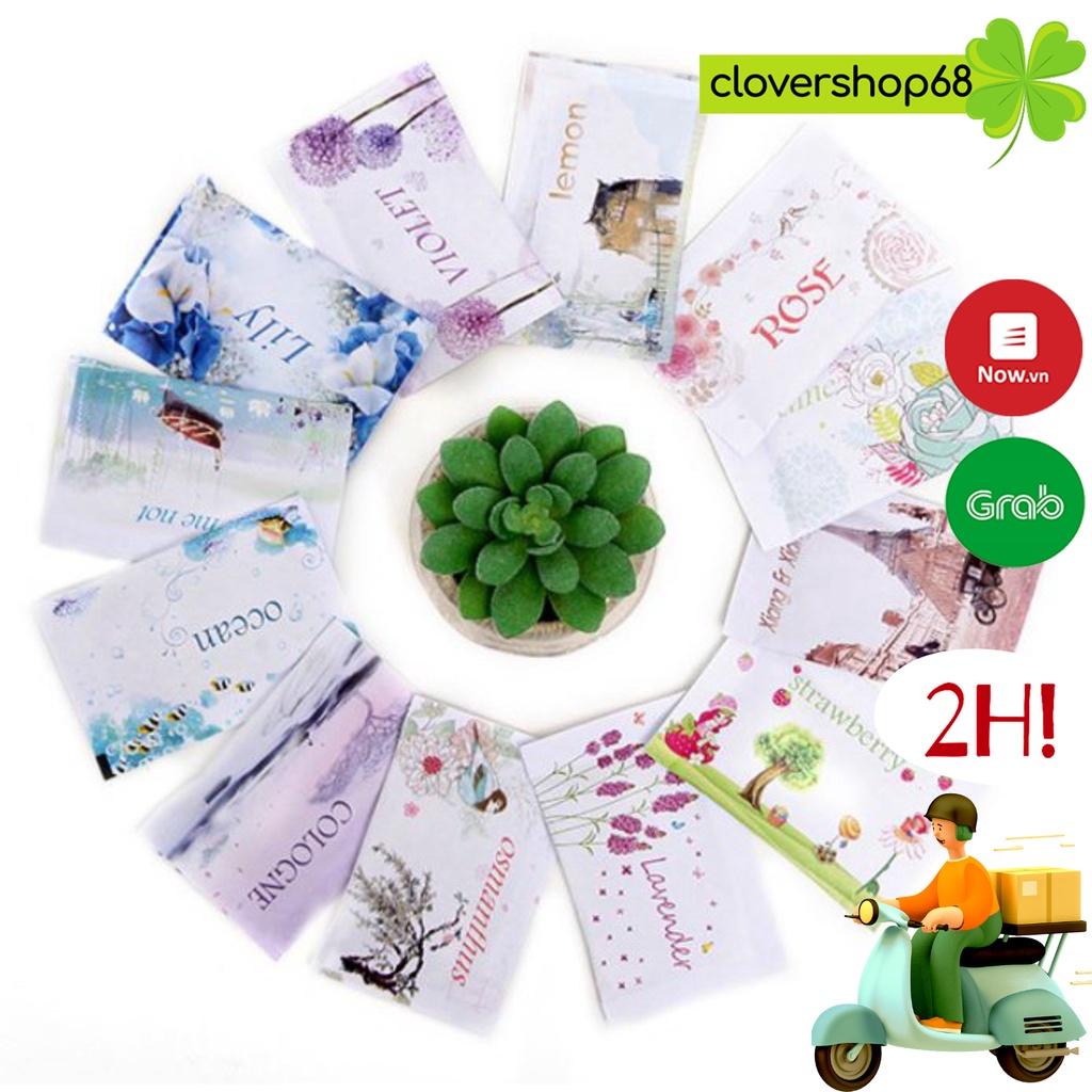 Túi thơm mini - Túi Hương Thảo Mộc, Tự Nhiên Để Giày Dép Clovershop68