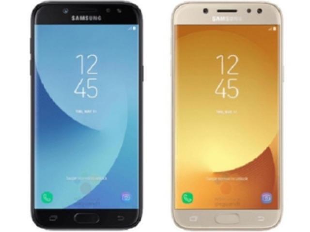 Điện thoại sam sung J7 Pro, J7Pro Ram 3G,Bộ nhớ 32G
