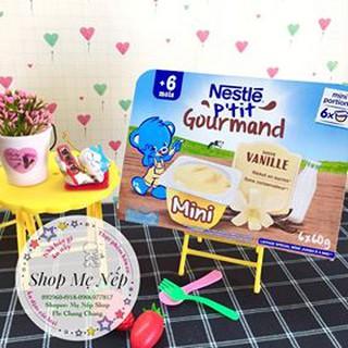 (BÁN LẺ) [T6,T7 2021] Váng sữa Nestle Pháp hủ lẻ thumbnail