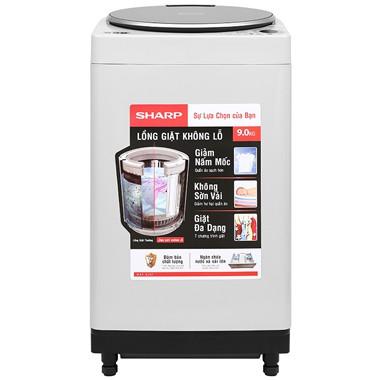Máy giặt Sharp 9Kg ES-W90PV-H