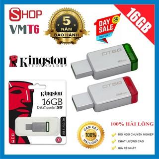 USB 16GB kingston DT50 tốc độ 2.0 - Bảo hành 60 tháng !!!