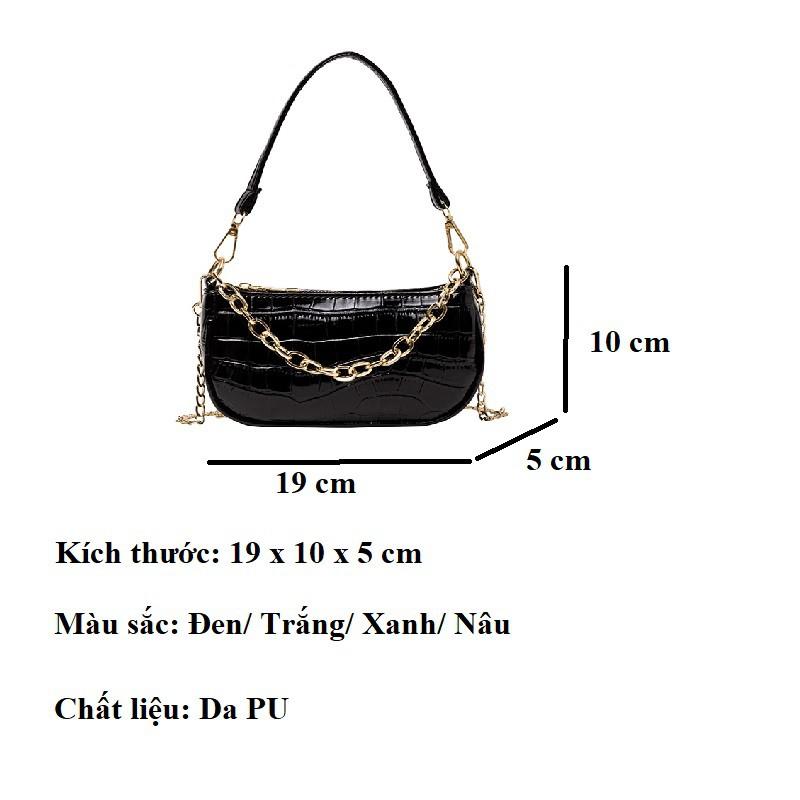 Túi đeo chéo nhỏ MAKA đi chơi giá rẻ HY125