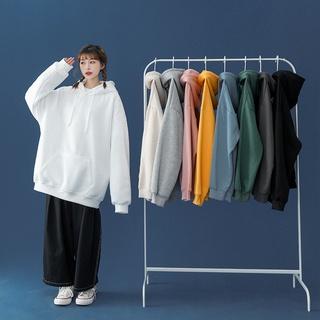 Hình ảnh Áo hoodie IFNICEFUTURE dài tay có mũ trùm đầu thời trang dành cho nam-0