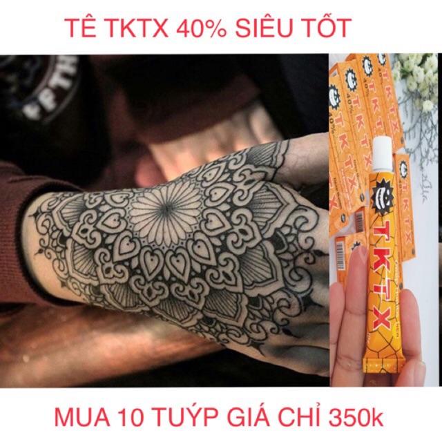 COMBO 10 SẢN PHẨM PHUN XĂM TATOO
