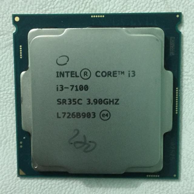 Cpu i3 7100 Socket 1151