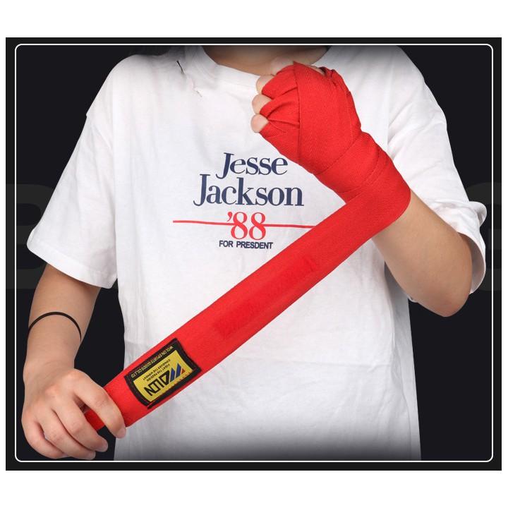 Băng vải quấn tay tập đấm bốc boxing HM043 dài 3m (1 đôi)