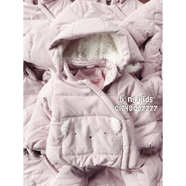 Áo Khoác Bé Gái Gấu Pink Nude H&M - 3082939 , 532329607 , 322_532329607 , 195000 , Ao-Khoac-Be-Gai-Gau-Pink-Nude-HM-322_532329607 , shopee.vn , Áo Khoác Bé Gái Gấu Pink Nude H&M