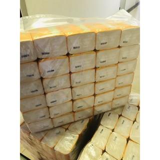 1 lô 30 gói giấy ăn tre Elene gấu trúc không tẩy [Hàng công ty Thuận Phát]