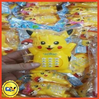 Đồ chơi pikachu phát nhạc (726)