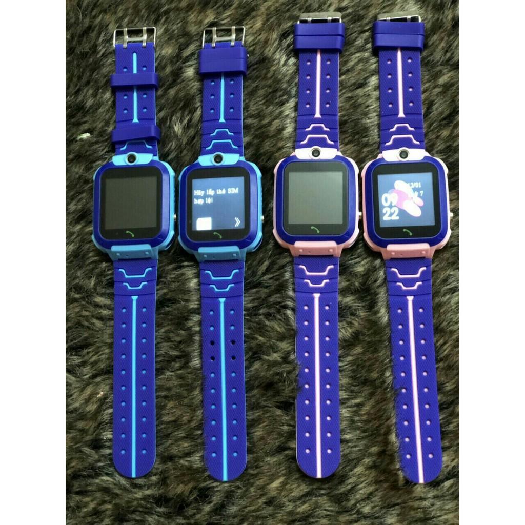 [TIẾNG VIỆT] Đồng hồ định vị trẻ em GPS A28 Chống nước IP67