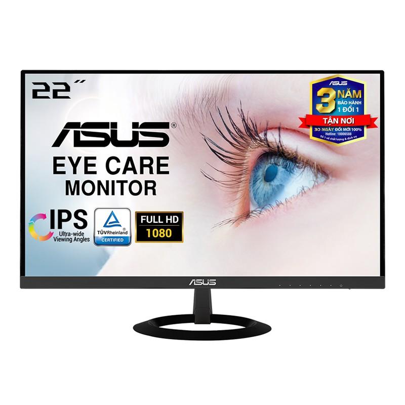 Màn hình Asus VZ229HE (21.5 inch/FHD/LED/IPS/HDMI+VGA/250cd/m²/60hz/5ms) - Hàng Chính Hãng