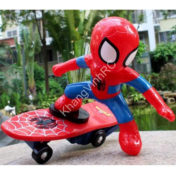 Ván trượt siêu nhân người nhện / đồ chơi người nhện trượt ván - 2768702 , 1145479808 , 322_1145479808 , 66000 , Van-truot-sieu-nhan-nguoi-nhen--do-choi-nguoi-nhen-truot-van-322_1145479808 , shopee.vn , Ván trượt siêu nhân người nhện / đồ chơi người nhện trượt ván