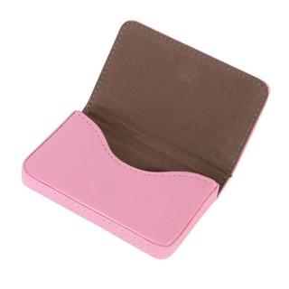 Túi mini bằng PU có khóa từ tính dùng đựng thẻ tiện dụng