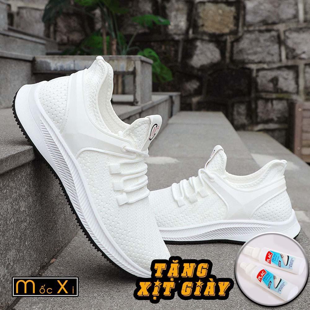 [Max Re] Giày Nam Thể Thao Cá Tính - Giày nam Thời Trang giày nam mẫu A011 Giày Nam Mẫu Mớ