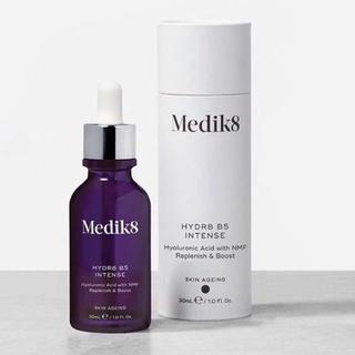 [CHÍNH HÃNG] Tinh chất cấp ẩm phục hồi Medik8 Hydr8 B5 Intense - Bản màu tím cho làn da lão hóa thumbnail