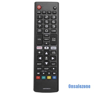 Điều Khiển Từ Xa Thay Thế Cho LG AKB75095307 Thiết Bị Điều Khiển Từ Xa Thông Minh LCD TV