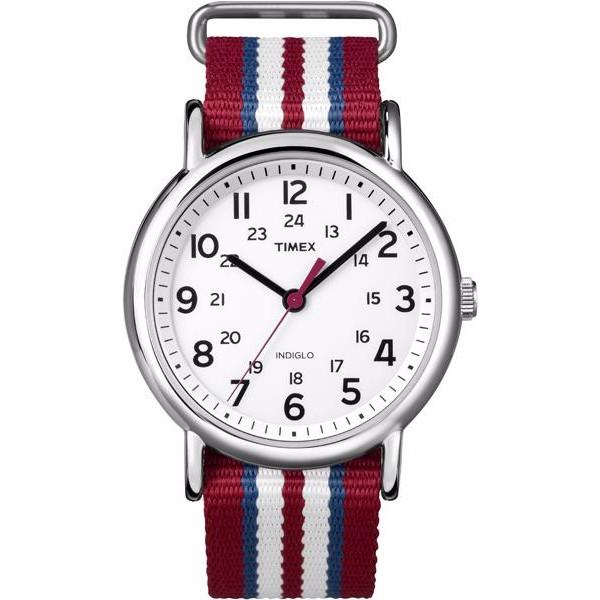 Đồng hồ unisex Timex T2N746 dây vải